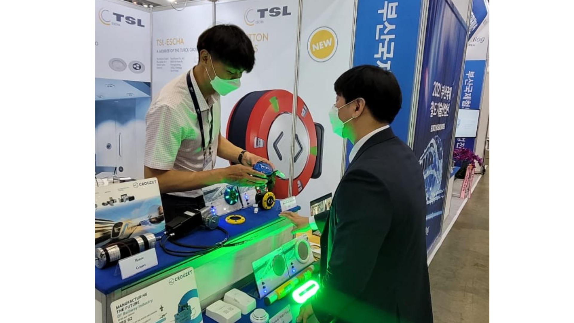 Exhibition Raillog Korea 2021