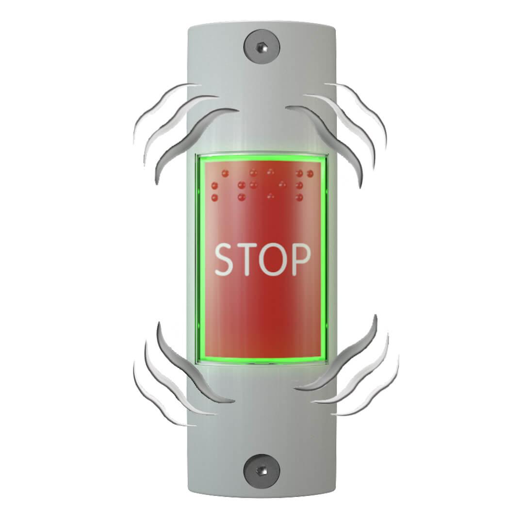 Haltestangentaster TSL-ESCHA mit Vibration