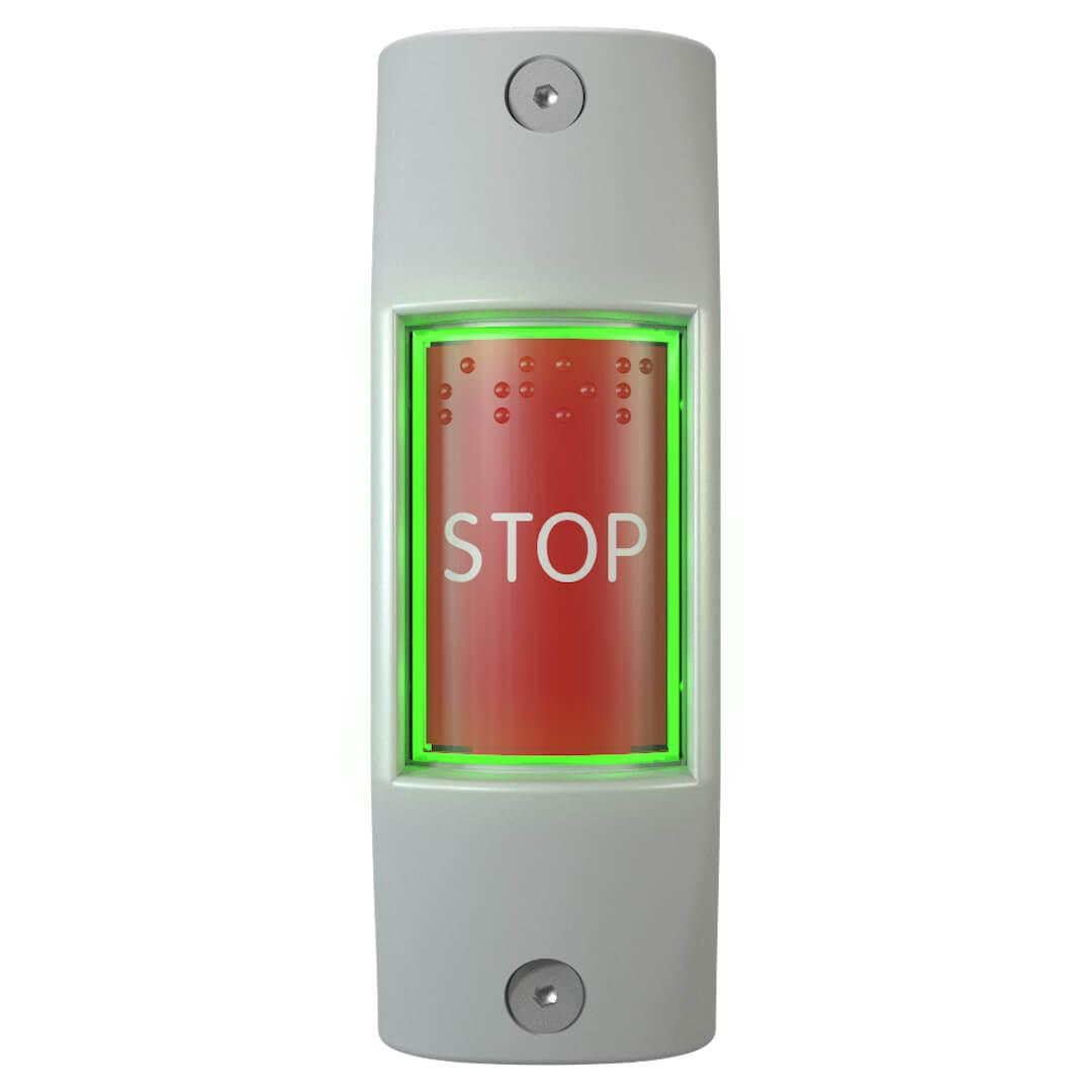Haltestangentaster HST30 mit Berührungsschutz von der TSL-ESCHA