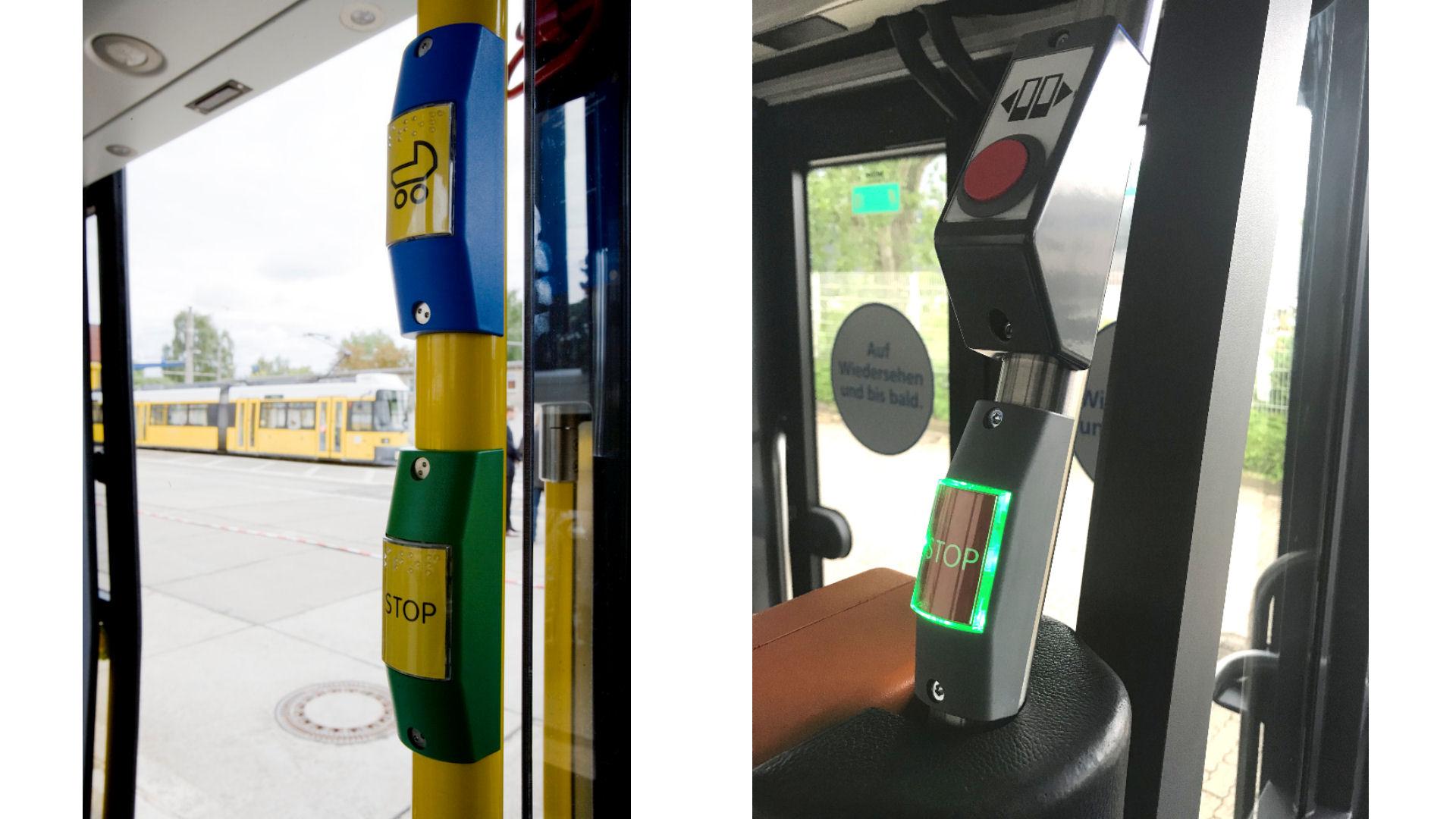 HST in bus
