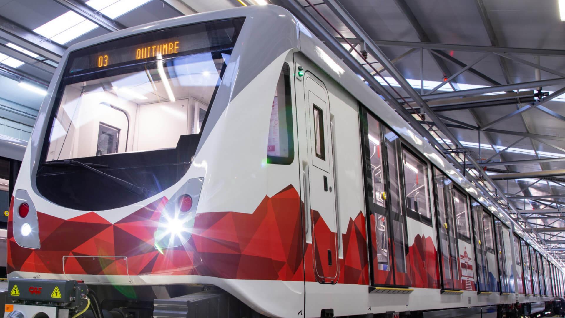 Metro Quito Taster TSL