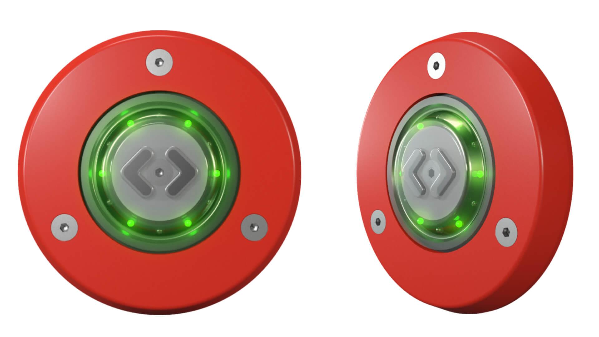 PK28-S Türöffnungstaster TSL rot
