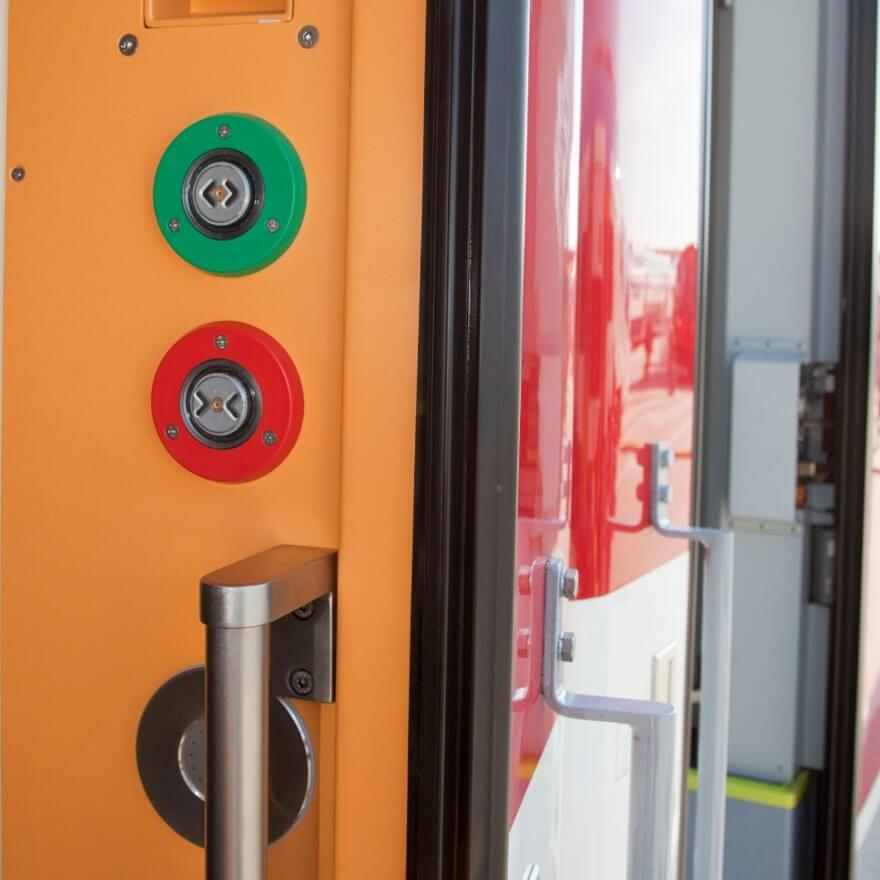 PK29-S Taster von TSL um die Tür zu öffnen oder zu schließen