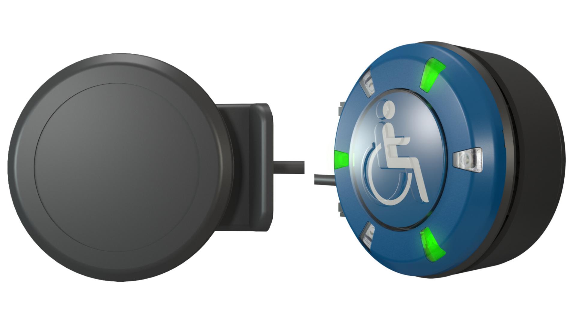 PK52 Glaseinbau Rollstuhl TSL-ESCHA