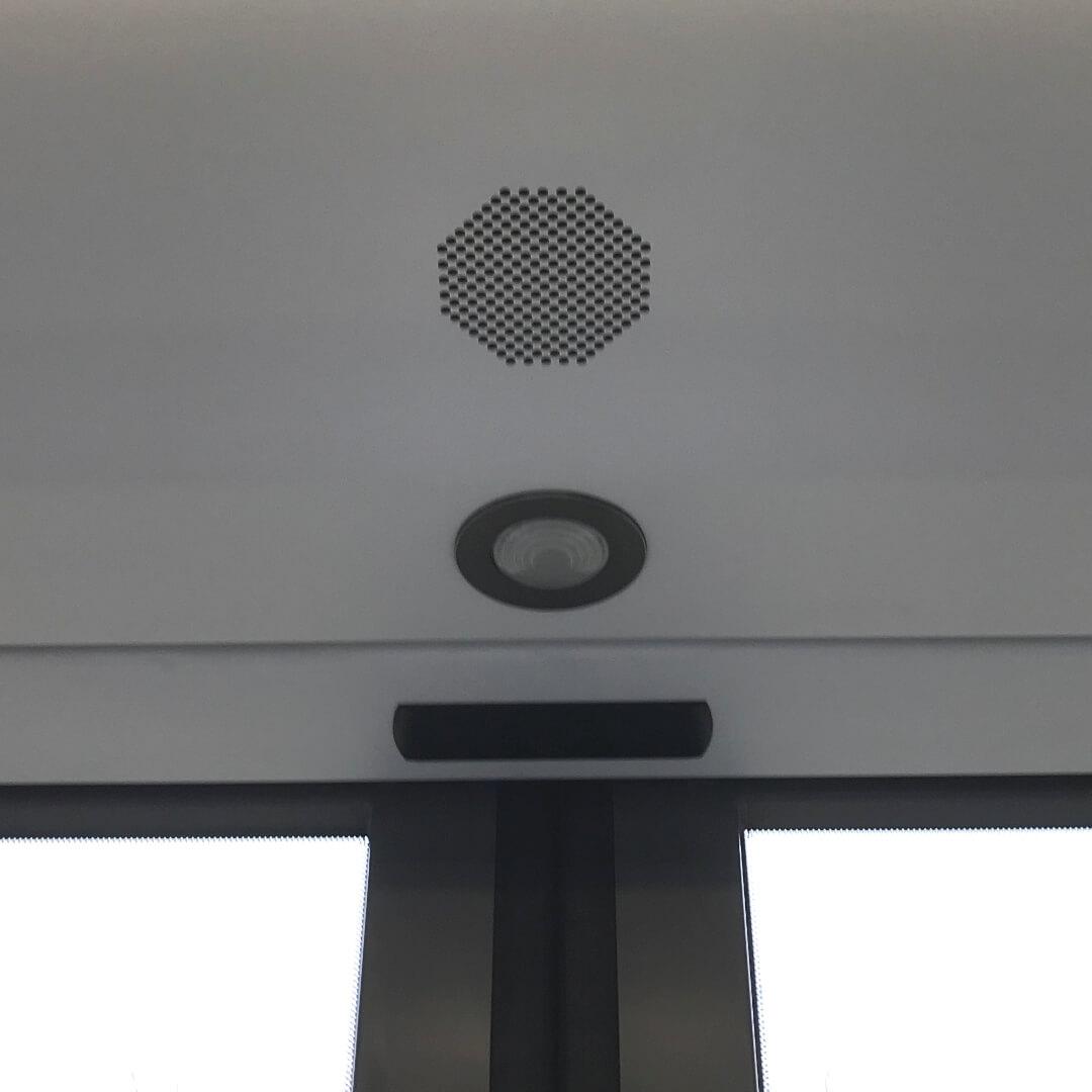 Warntongeber SM87 in Anwendung TSL-ESCHA